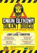 Disgo Distaw OWAIN GLYNDWR Silent Disco