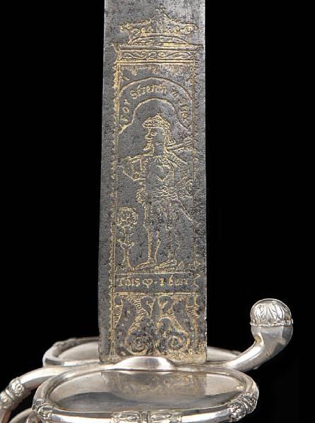 Douglas sword