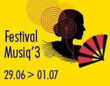 FESTIVAL MUSIQ'3 – FLAGEY - FESTIVAL DE WALLONIE 2012