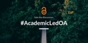 #AcademicLedOA Twitter Discussion