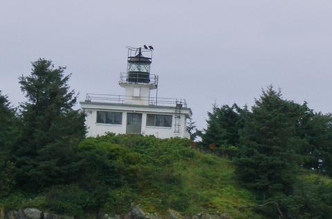 Guard Island Light House