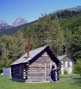 Skagway's first dwelling