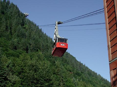 Mt. Roberts Tramway