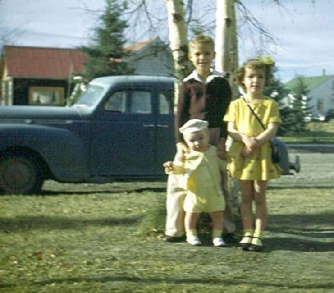 Fairbanks in Spring - 1948