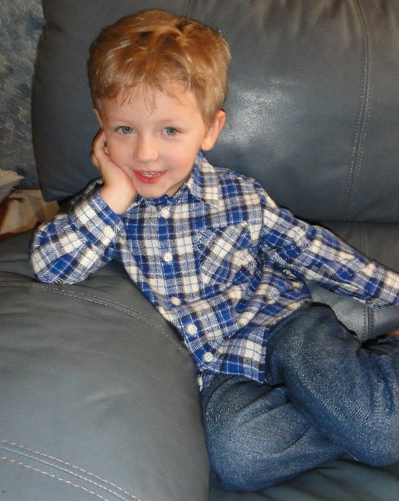 Haven my grandson