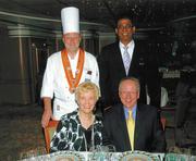 David & I Chefs Table