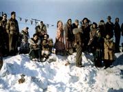 Eskimos at Winter Carnival