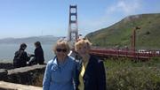Marilyn & Me at Golden Gate