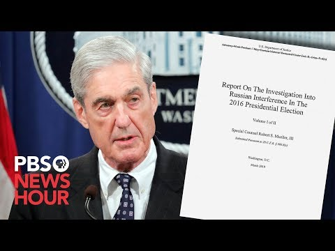 Special Counsel Mueller report reveals multiple cases of Obstruction  of Justice