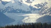 Herbert Glacier from ship 2