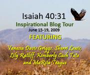 Isaiah 40:31 Inspirational Blog Tour
