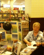 """Rachel Madorsky's Discussion and Book Signing of """"Maestro"""" at the """"Styx and Ston"""""""