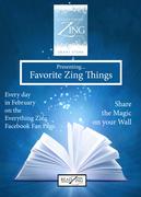 Favorite Zing Things