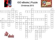 iGO eBooks } Christmas Crossword Puzzle