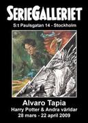 Harry Potter & Andra världar av Alvaro Tapia