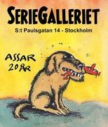 Assar 20 år - Utställning av Ulf Lundkvist