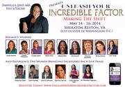 Unleash Your Incredible Factor Live