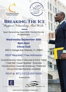 Open Networking Event: Breaking The Ice   Rapport Networking That Works