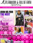 Special invite to attend Fit, Fabulous and Full of Faith!