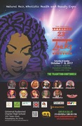 23rd Annual International Locks Conference Natural Hair, Wholistic Health and Beauty Expo