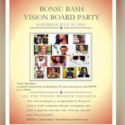 Vision Board Party for Women of Color