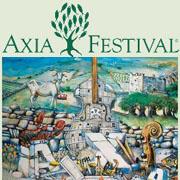 AXIA FESTIVAL, Halki Naxos