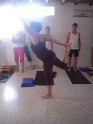 Come and join for a 1 week yoga course in Aliki.