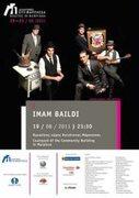 συναυλία με τους Ιμαμ Μπαϊλντί / Concert with Imam Baildi
