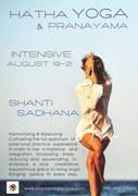 Hatha Yoga and Pranayama Intensive 'Shanti Sadhana '