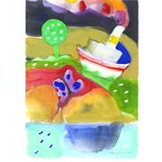 Έκθεση Ζωγραφικής Α. Κυριτσόπουλου / Painting Exhibition