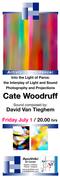 Cate Woodruff & David van Tieghem