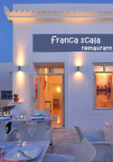 Elli Koutsoukelli  Exhibition at Franca Scala Restaurant
