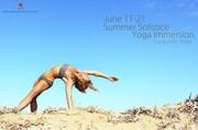 Summer Solstice Yoga Immersion & Detox