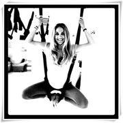 Aerial Yoga Class @ Yoga Shala Paros