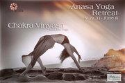 Chakra Vinyasa retreat-Irana Ji An YogaAnasa