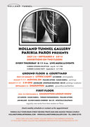 Opening: Holland Tunnel Gallery