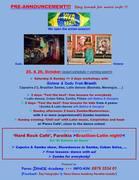 Brazilian Weekend on Paros! Shows & Workshops
