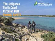 The Antiparos North Coast Circular Hike