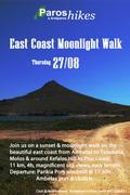 The East Coast Sunset & Moonlight Walk