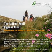 The Lefkes- Apati Valley- Pigados Hill Hike / Randonée dans les collines de Lefkes et la vallée de Apati