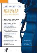 """Jazz in Action"" - 6th Edition Jazz in Paros Festival"