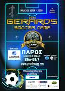Eugenios Gerards Soccer Camp 2016