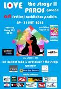 PAWS Paros Animal Welfare - 3 Days Festival