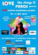 PAWS Paros Animal Welfare - 3 Days Festival