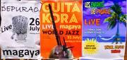 Live Music Events at Magaya Beach Bar