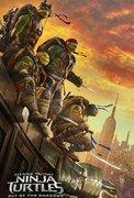 "Cine Rex: ""Teenage Mutant Ninja Turtles: Out of the Shadows"""