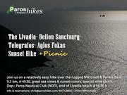The Livadia Delion Sanctuary Cape Agios Fokas Sunset