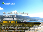 The Delion Sanctuary- Telegrafos Hill- Cape Agios Fokas Hike