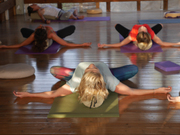 Individualised Yoga Holidays and Retreats with Sasy Chasomeri