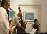 MAM FESTIVAL CONCERT at the HOLLAND TUNNEL GALLERY